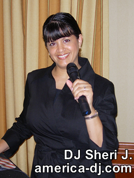 DJ SHERI AMERICA DJS ATLANTA FEMALE DISC JOCKEY